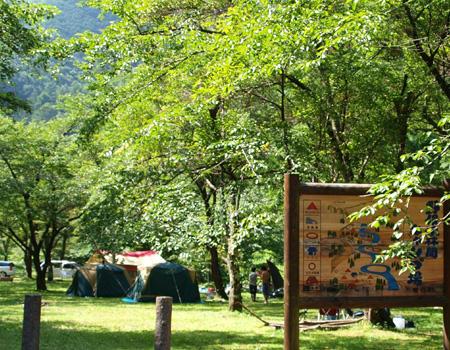 野俣沢林間キャンプ場 イメージ写真