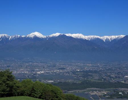 長峰山 イメージ写真