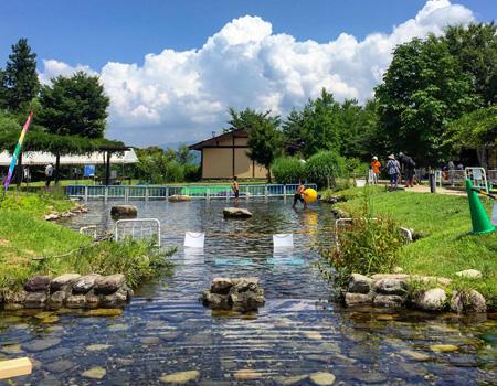 国営アルプスあづみの公園(堀金・穂高地区) 写真