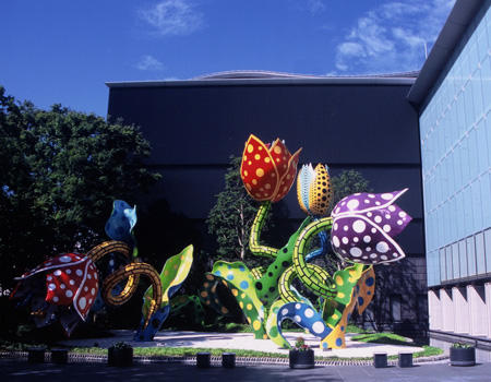 松本市美術館 イメージ写真