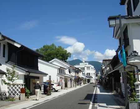 中町通り イメージ写真