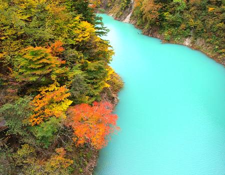 高瀬渓谷 イメージ写真