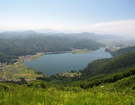 仁科三湖 写真